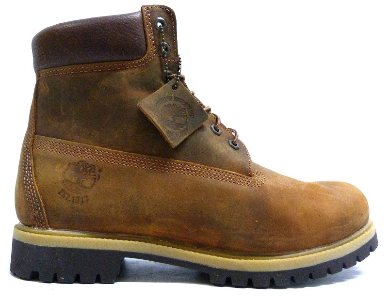 Timberland Men's Heritage Classic Premium 6 Inch Boots
